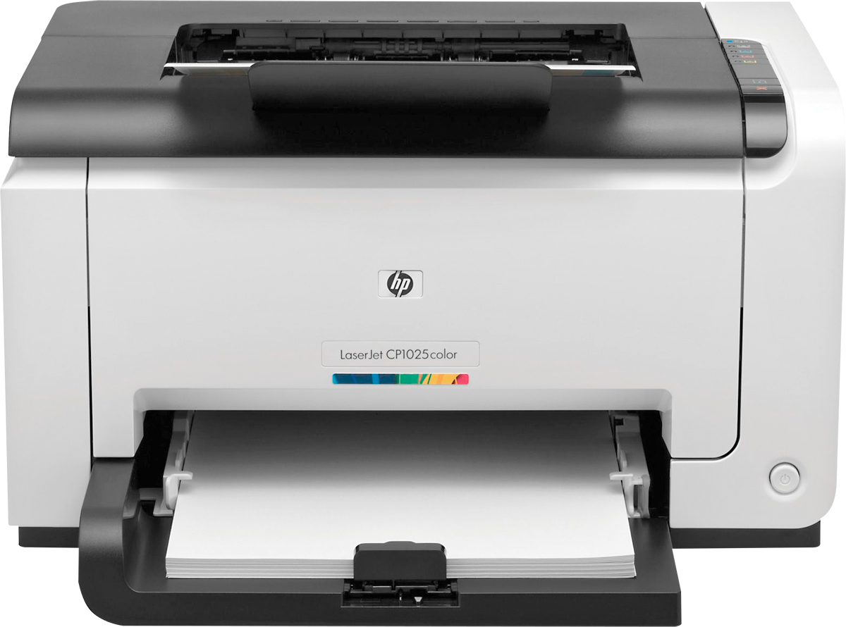 Impresora Laser Color HP CP1025nw